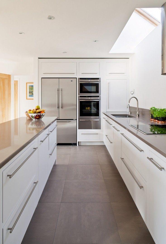 cuisine propre et moderne
