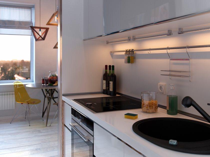 cute-køkken-organisation-til-tiny-lejlighed