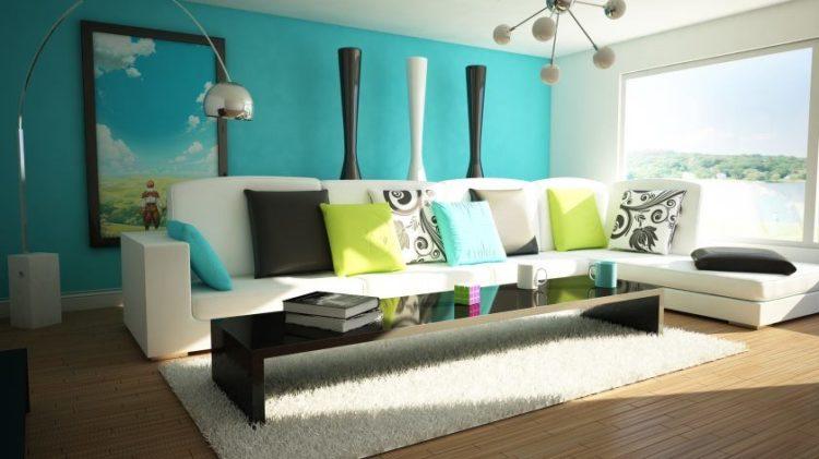 Stue interiør design