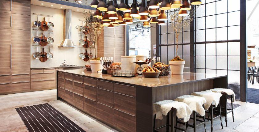 Dette køkken har IKEA