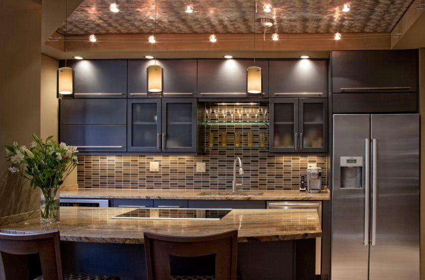 køkken-loft-lys-canadisk-dæk-så-køkken-loft-track-lys-inde-køkken-loft-lights
