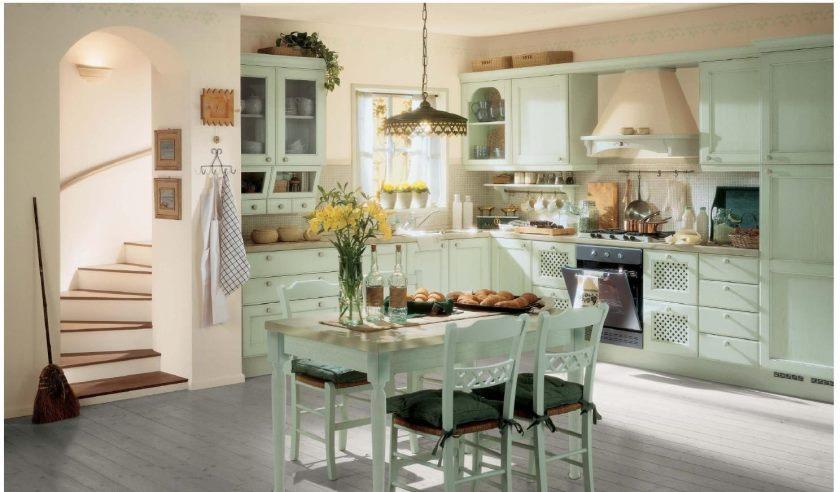 køkken-i-provence-stil