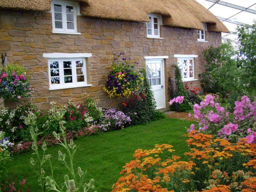 moderne-smuk-hytte-blomster-have-på-home-have-med-engelsk-sommerhus-haven-blomster-sky-designs-fantastiske-fotos-cool-billeder-af høj kvalitet-1024x768