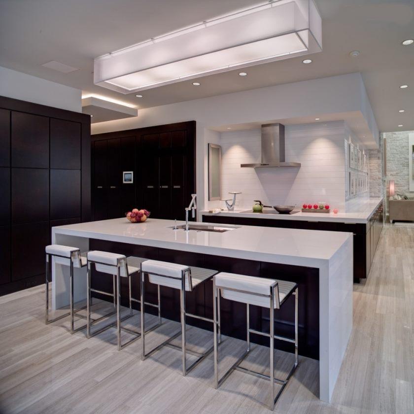 moderne køkken-loft-lights
