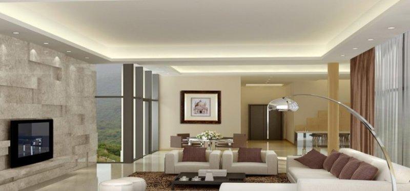 moderne stue-værelse-lys-værelse-belysning-design-spisning-værelse-og-stue-belysning-rendering-on-fremragende-levende