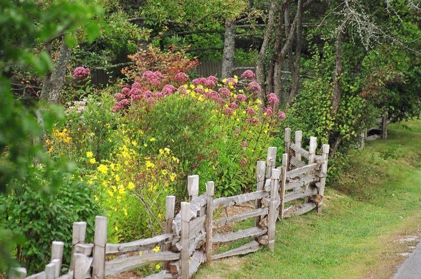 Lille sommerhusdesignideer Sommerhavedesignideer England Havens inspiration - Belysning til hjemmet
