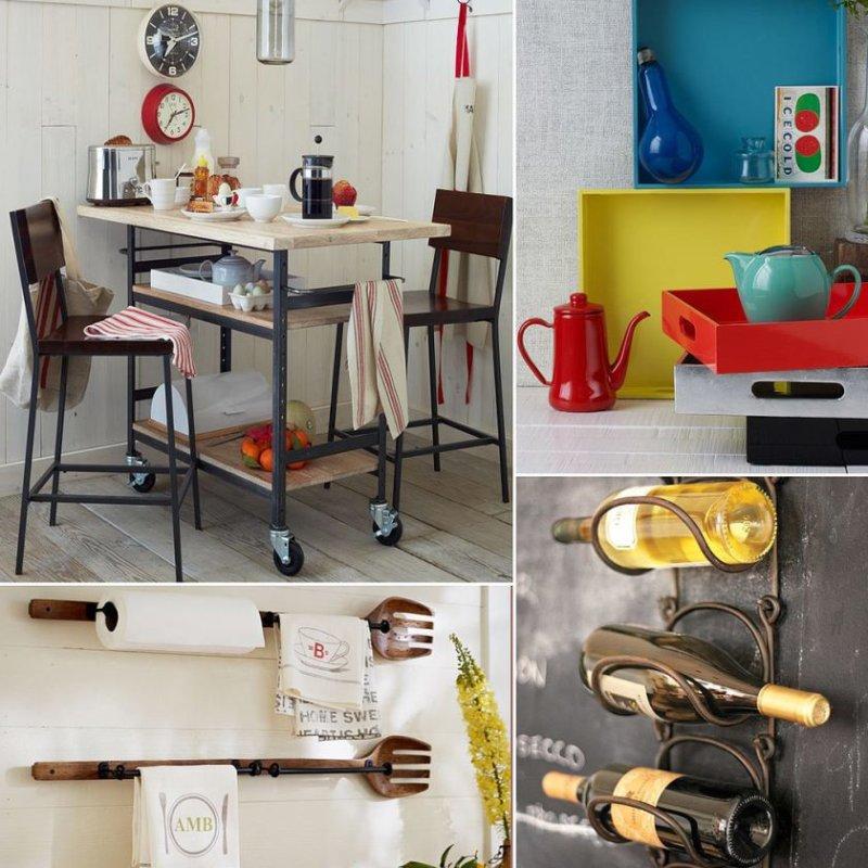 små-køkken-organisation-ideer-moderne design-3-on-køkken-design-ideer