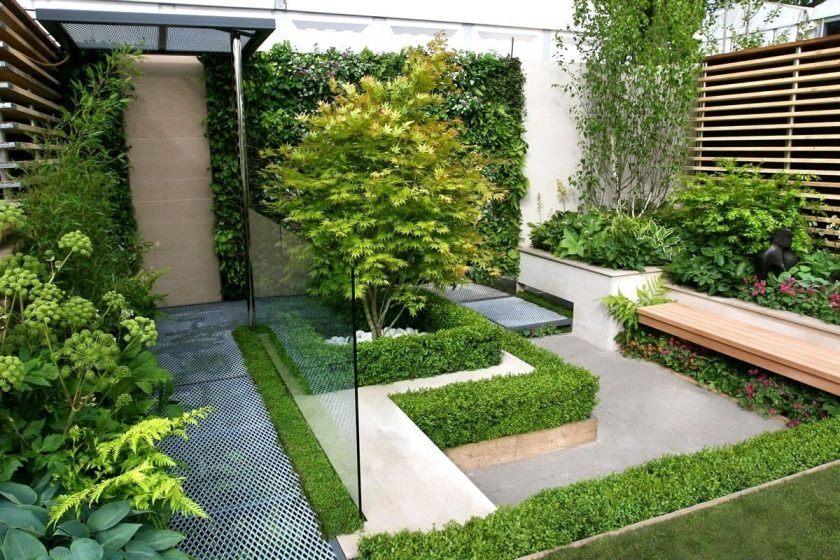 Små moderne haveideer Små havedesignideer Moderne haveninspirationer - Belysning til hjemmet udsmykning