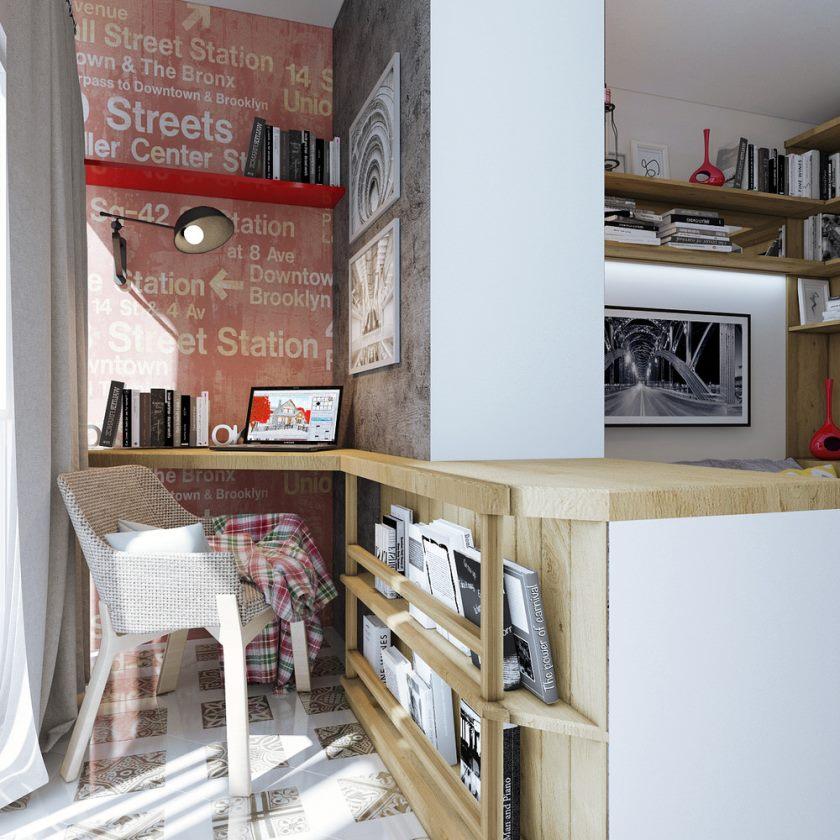 superkompakt-lejlighed-kontor-inspiration