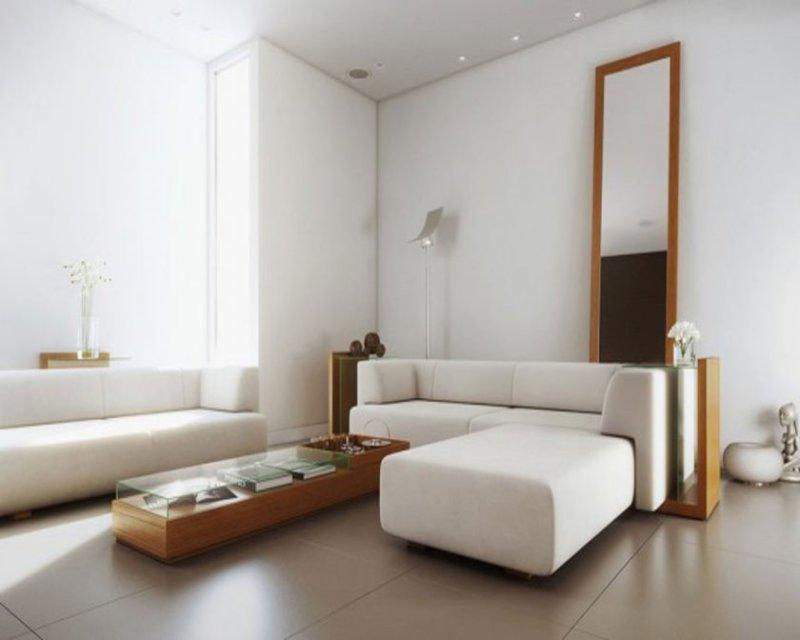 hvid-beton-væg-house-hal-værelse-at-har-brun-moderne-gulv-med-hvide-sofaer-can-add-the-skønhed-inside-moderne