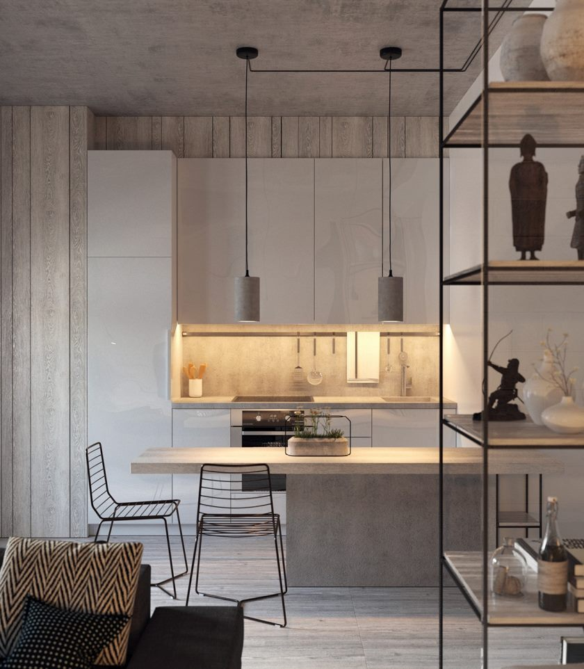 wire-og-beton-interiør