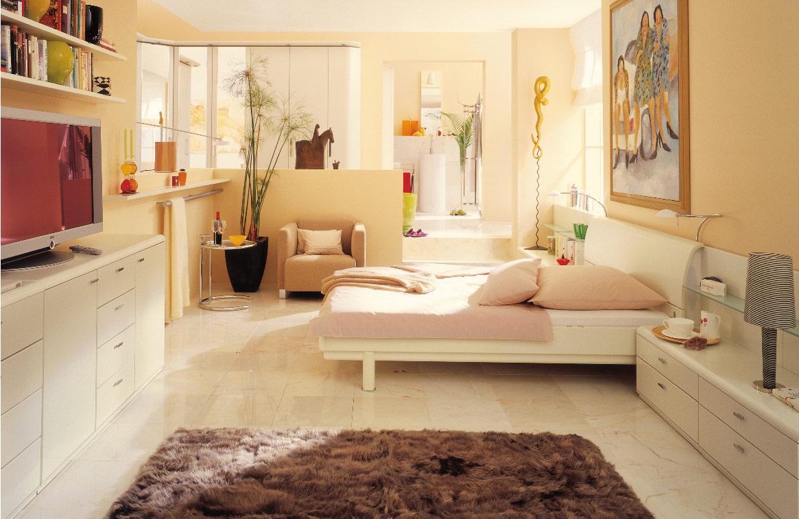 Soveværelse design