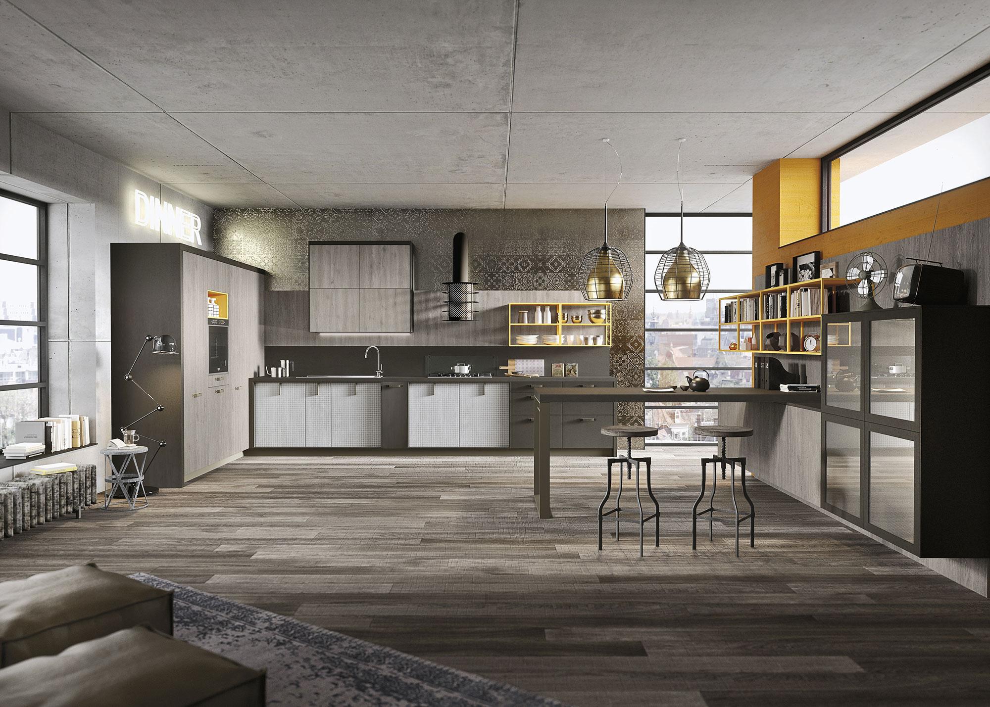 18-køkken-design-lofts-3-bymæssige-ideer-Snaidero