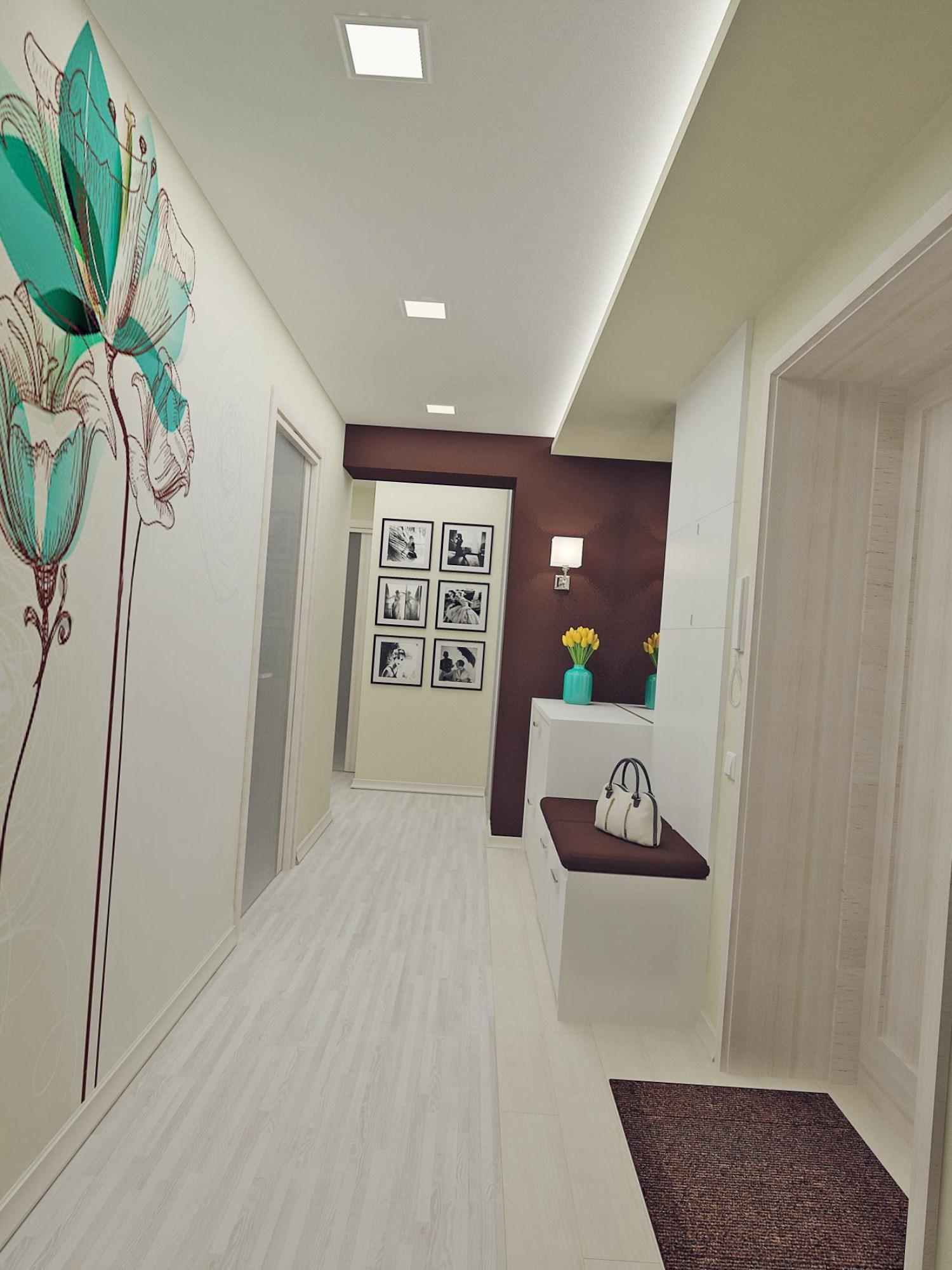 intérieur de l'appartement, design d'intérieur.