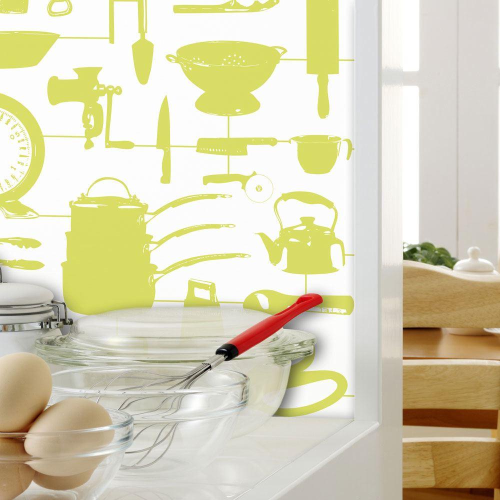 4 idées de papier peint de cuisine
