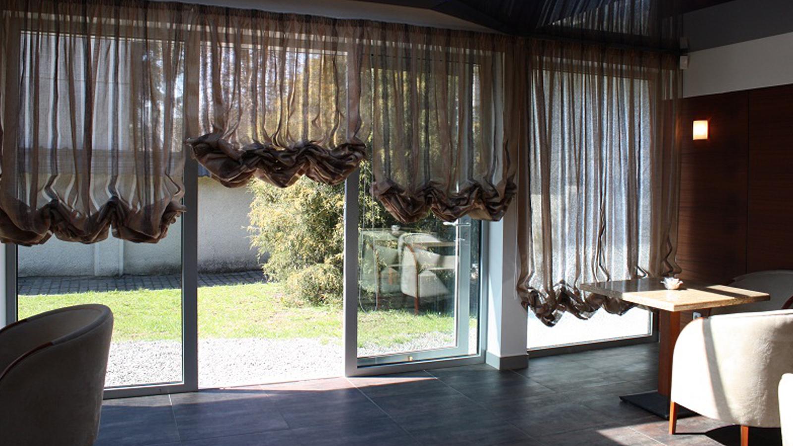 Østrigske gardiner