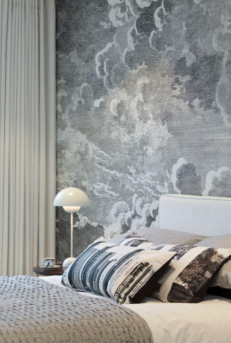 chambre-avec-nuage-papier-peint-par-fornasetti-à-cole-son