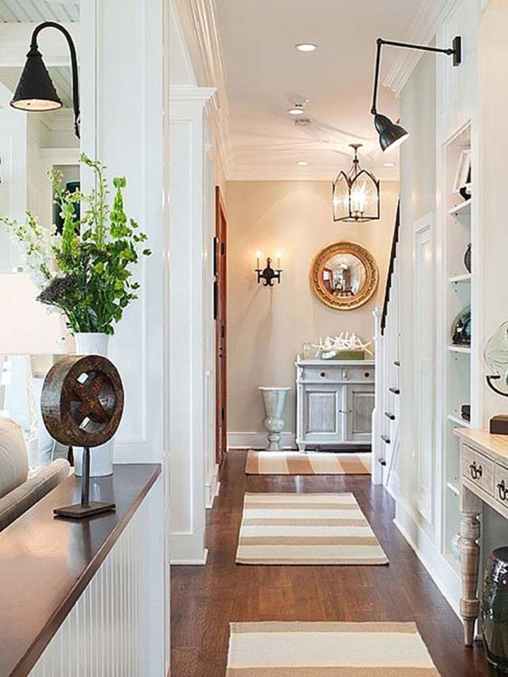 couloir-mur-décoration-idées-pour-votre-maison-confortable-13