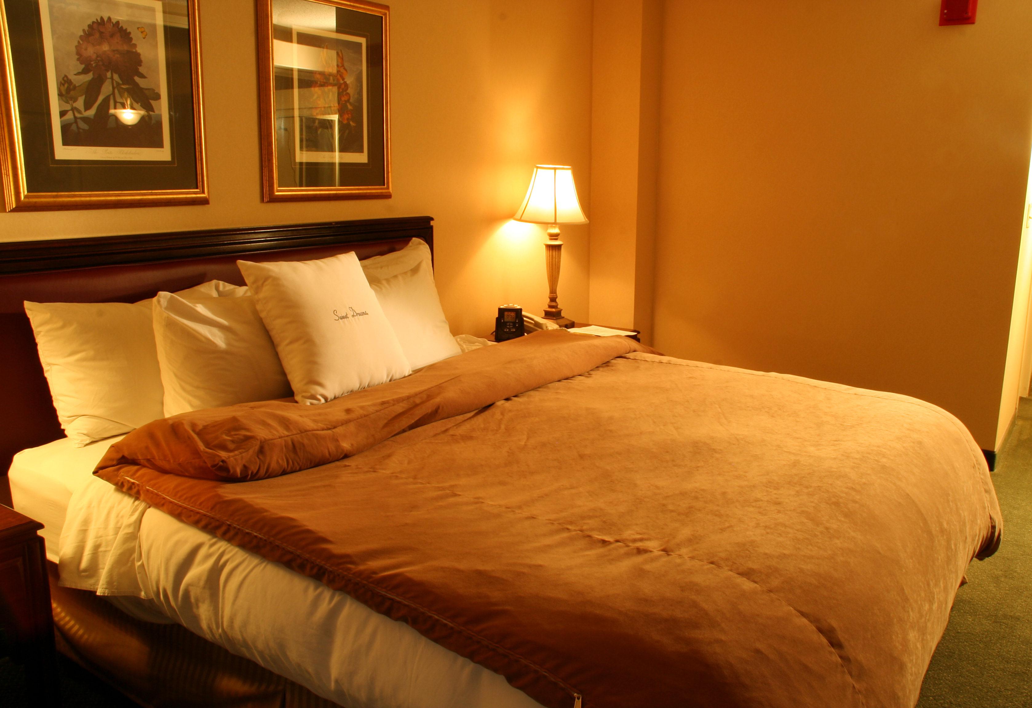 hotel-suite soveværelser