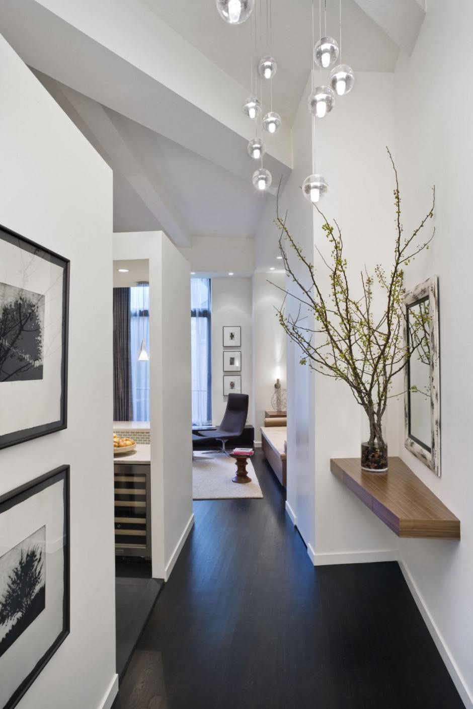 moderne-vestibule-dekoration
