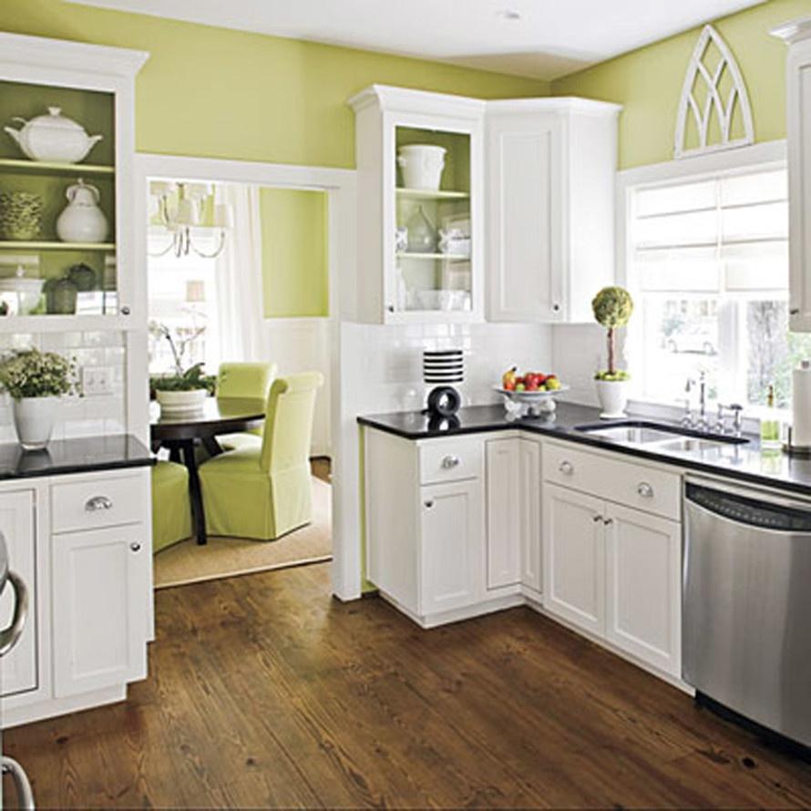 hvid-små-køkken-frysere-design-og-udsmykning-til-små-køkken-idéer