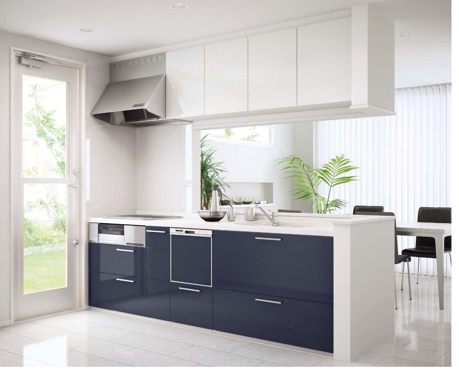 hvid-lille-køkken-design
