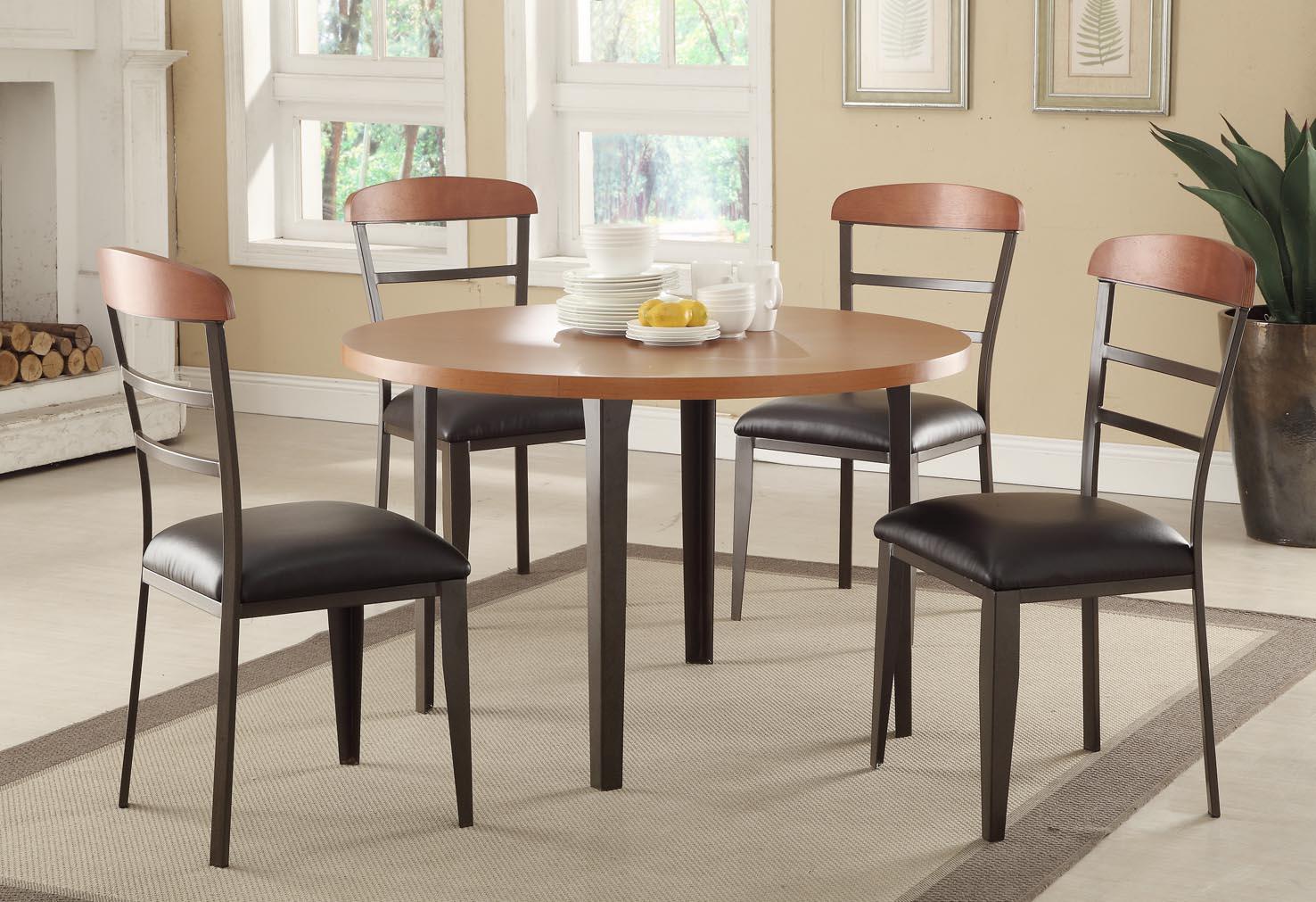 fængslende-ikea-spisestue-sæt-design-med-rund-rav-bord-og-ergonomiske-high-back-stole