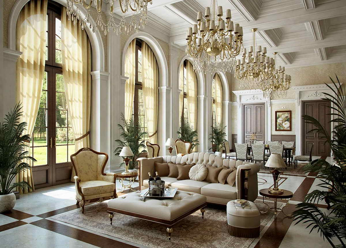 charmerende-gardiner-til-stue-med-brun-møbler-med-levende-værelse-tendenser-også-stue-trends-højeste-klarhed-billeder-i-sverige