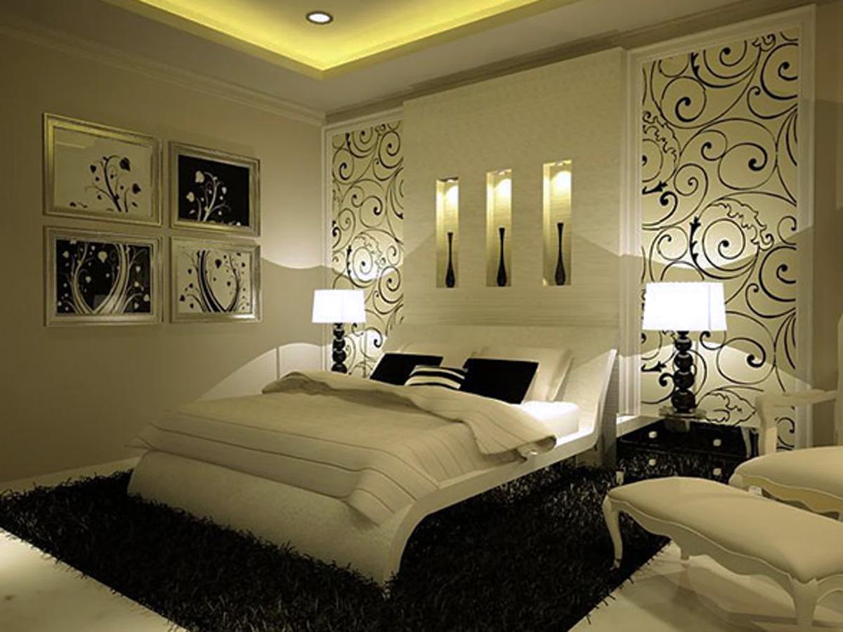 Idées de chambre à coucher pour femme Chambre à coucher pour femme 799 - Chambre à coucher pour femme Ide