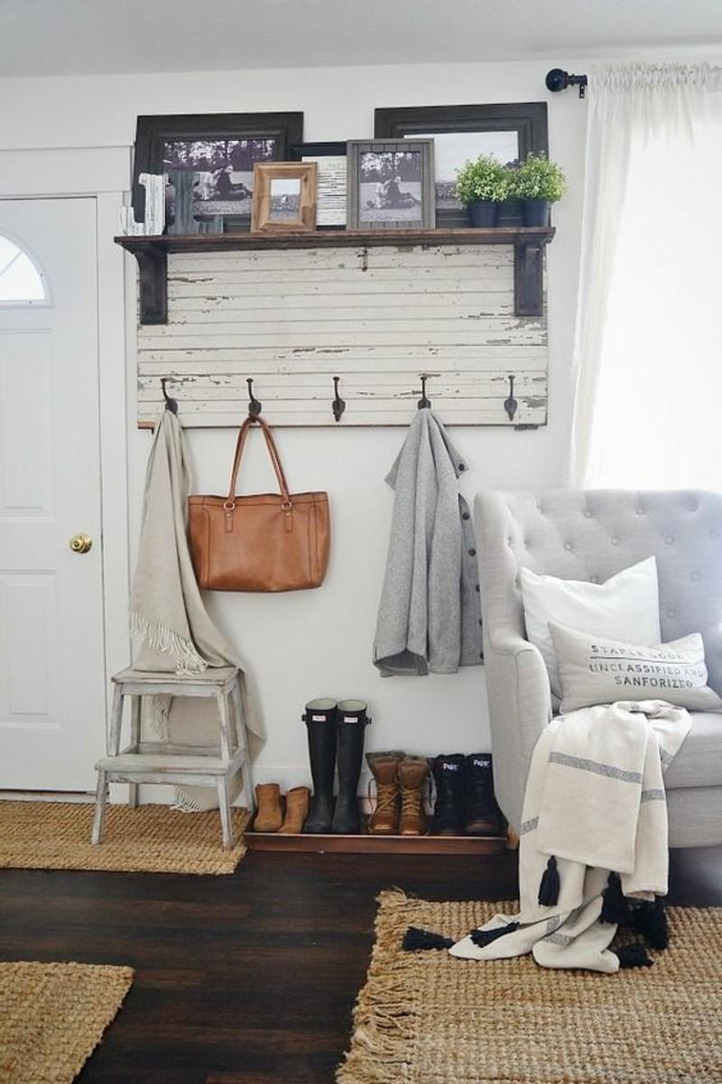 DIY-coat-stand-selv-build-rustik lejlighed-of-møbler-til-vestibuler