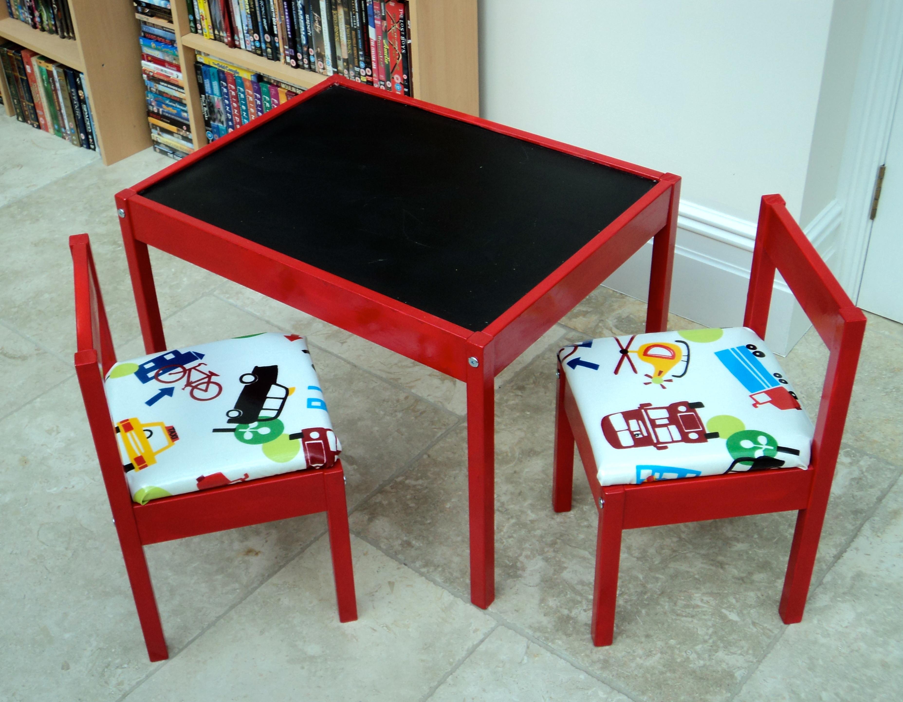 Ikea Latt Børnebord og stole Håndværksnav, der vedrører Ikea Børnebord og stole Ikea Børnebord og stole beregnet til hjemmet - Indvendigt og udvendigt design nemt