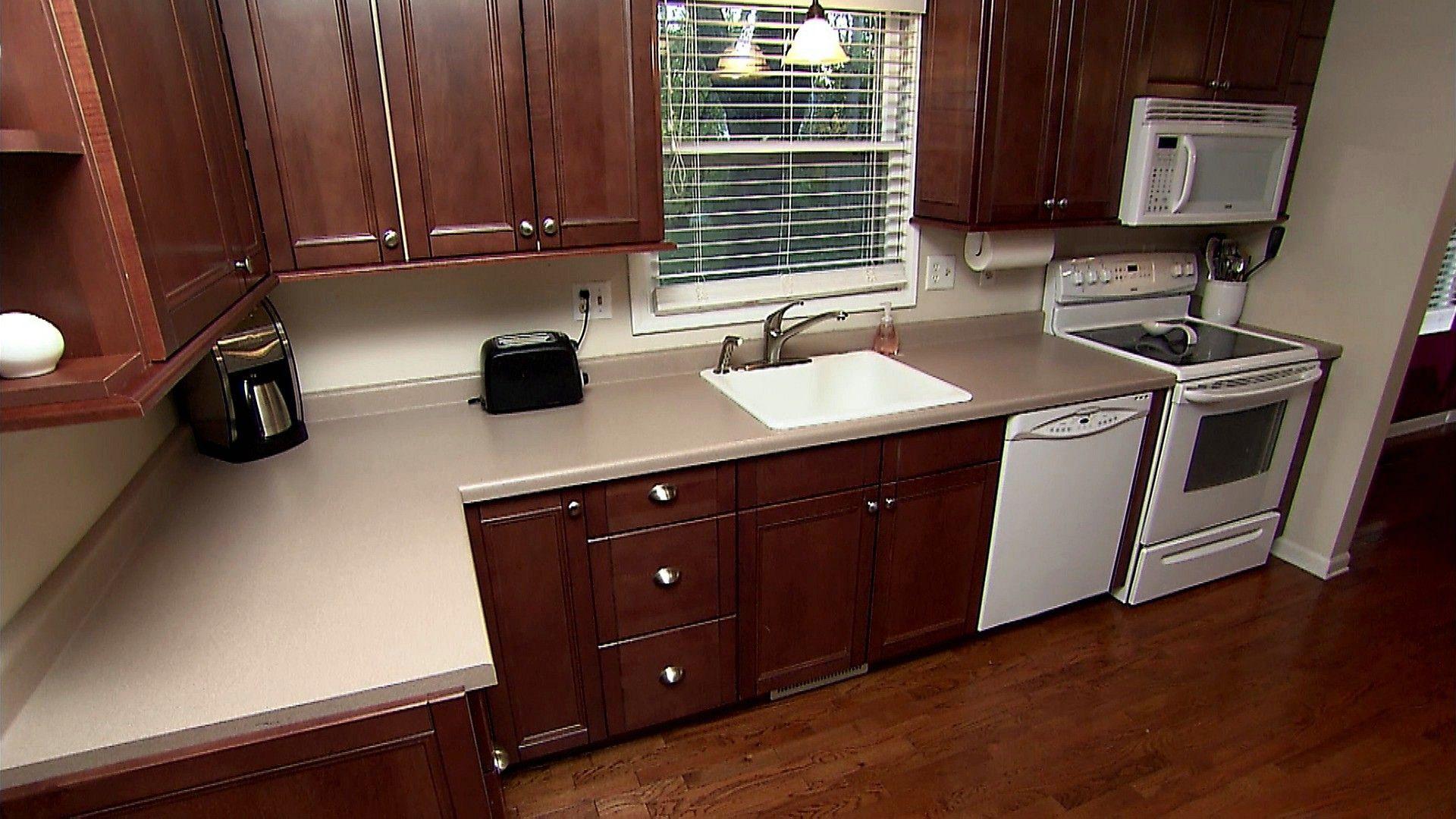 Granitflise til køkkenbordplader