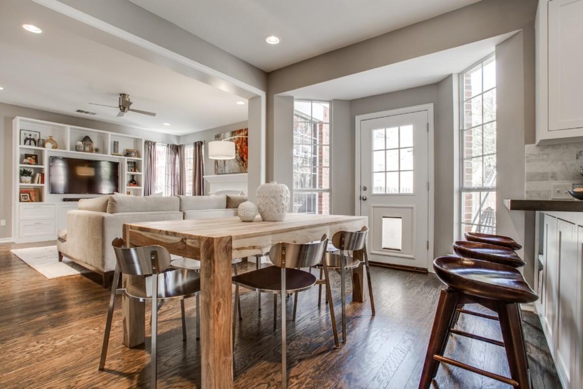 køkken-spisestue-design-ideer-køkken-og-spise-familie-værelse-designs