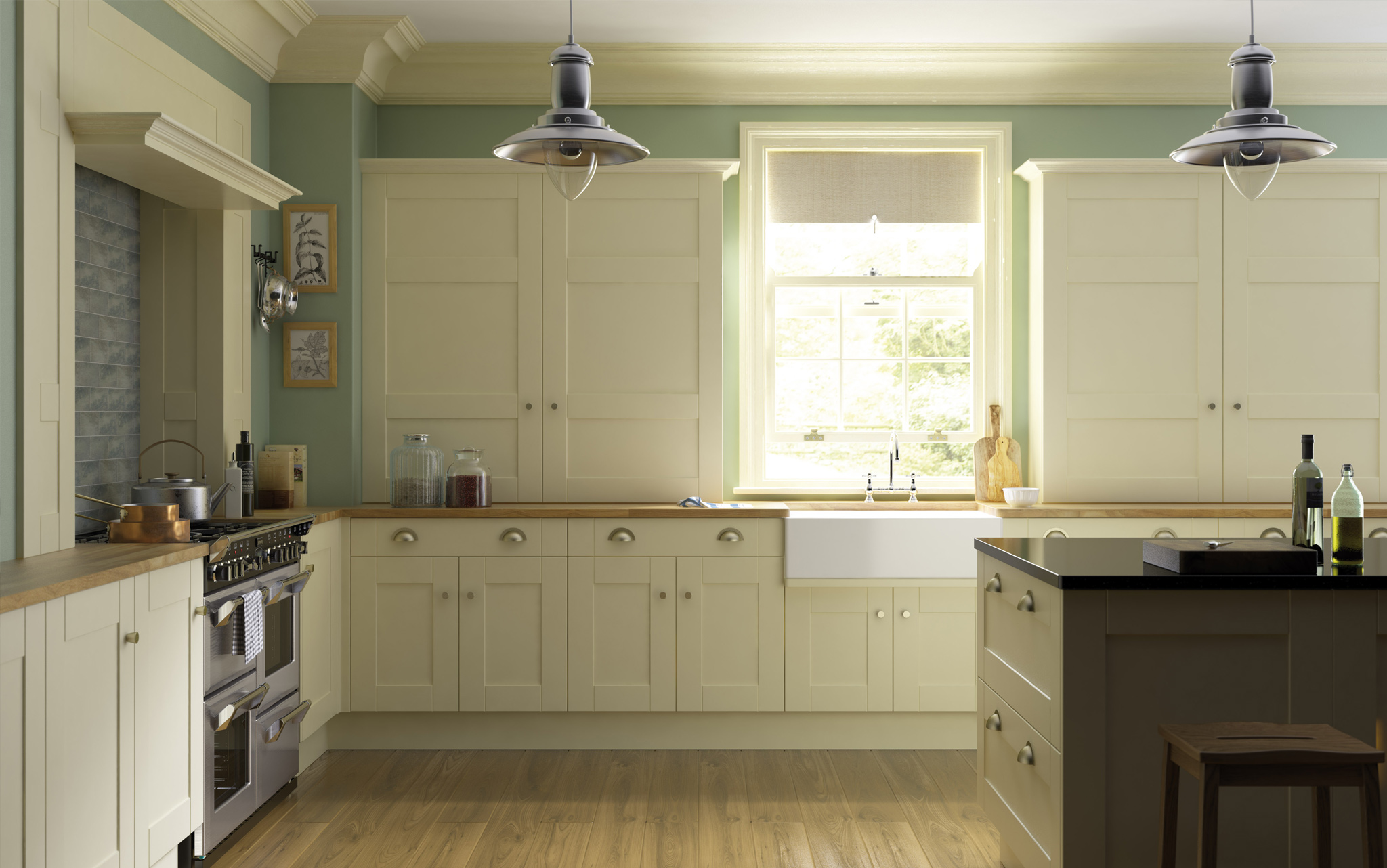 køkken-naturlige-maling-farver