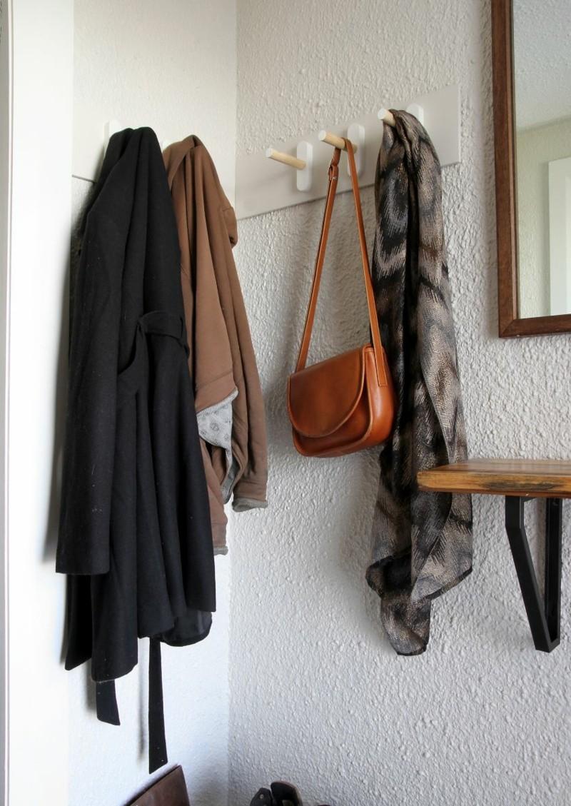 lobby-møbler-build-DIY-coat-stand-hal-møbler