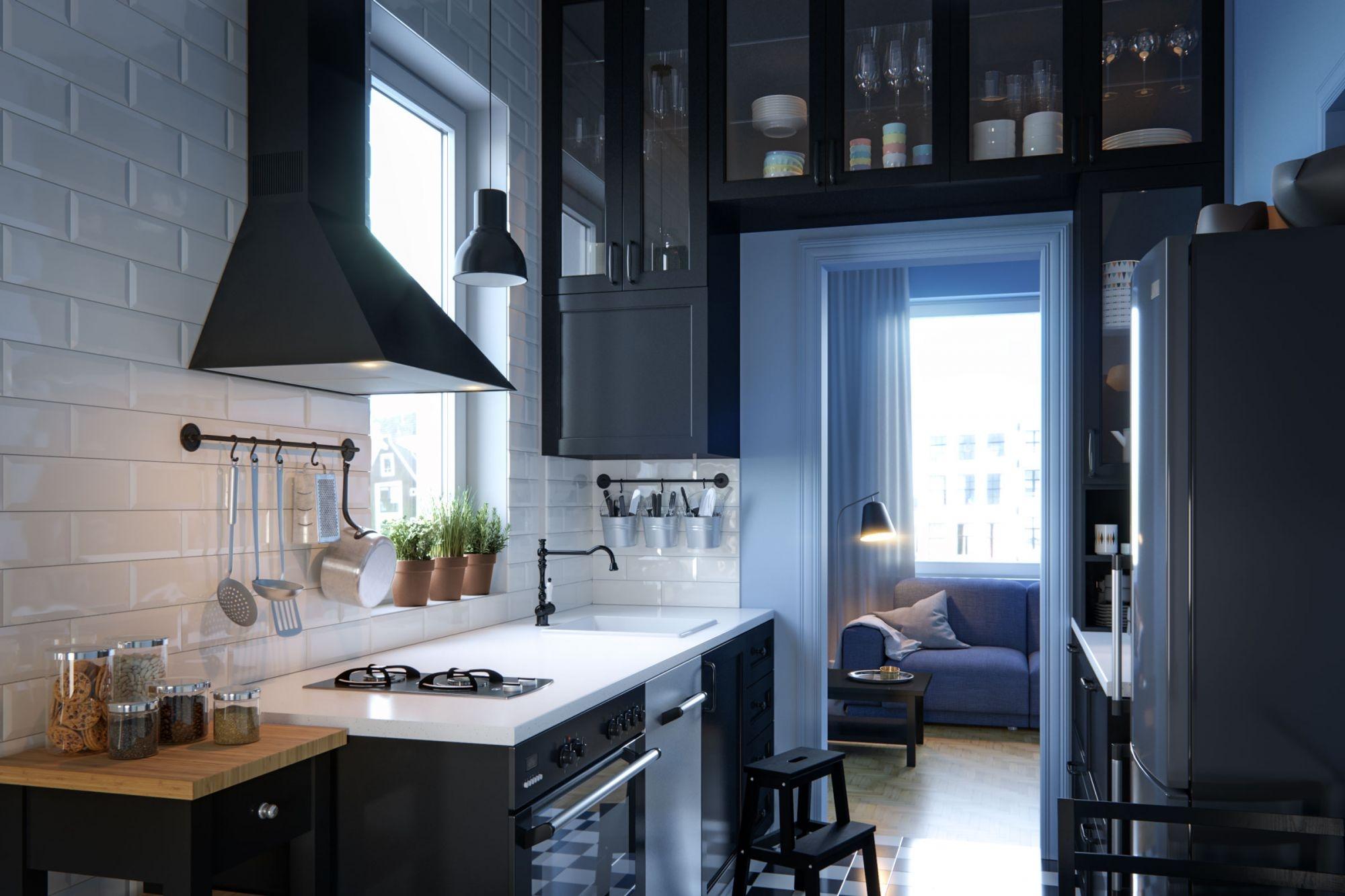 Dejligt ikea køkkenkatalog som professionel bruger af cgarchitect 3d arkitektonisk visualisering - Inspirerende hjemideer