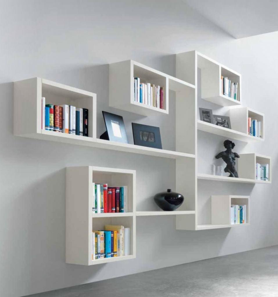 minimalistisk-hvid-væg-shelf-ikea-væg-dekoration-dekorative-væg-hylder-ideer