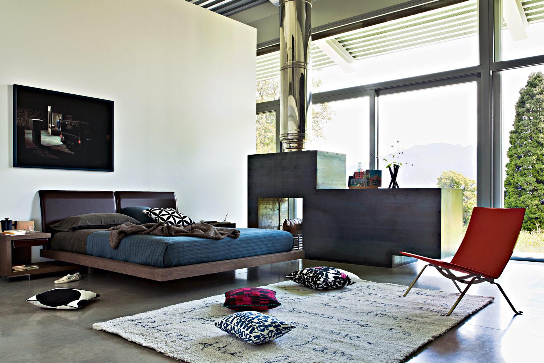 Moderne soveværelsesdesign