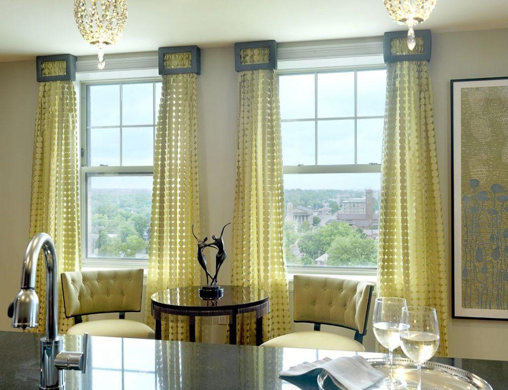 Moderne gardiner