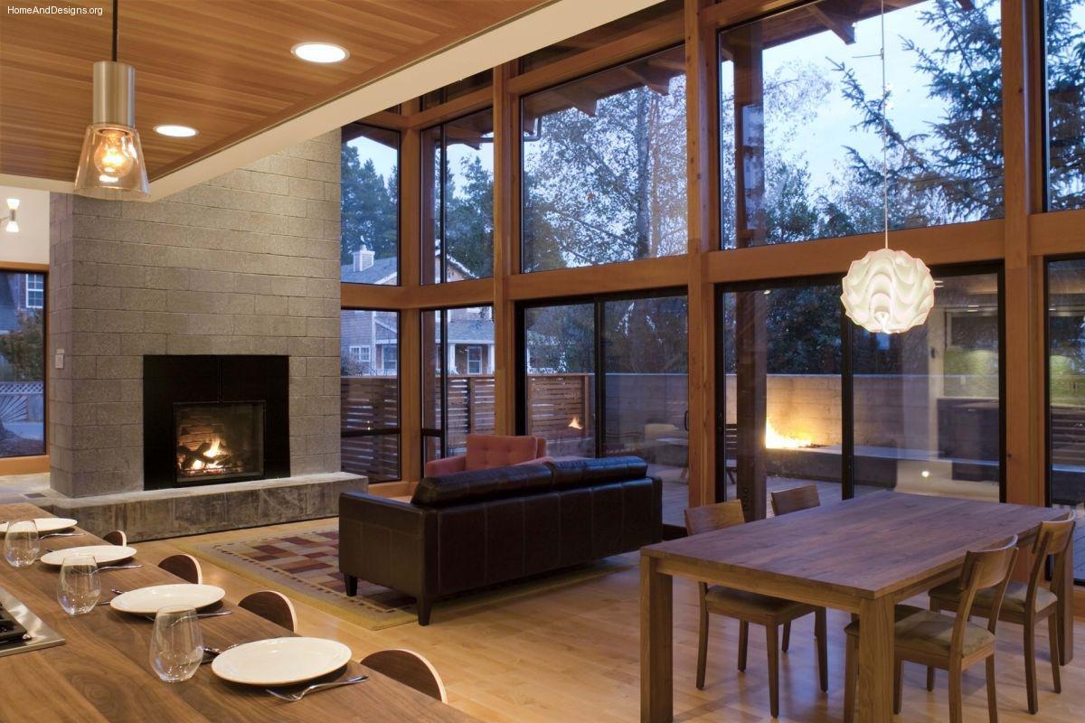 flot-køkken-og-stue-design-åbent-køkken-spisestue-stue-værelse-designs