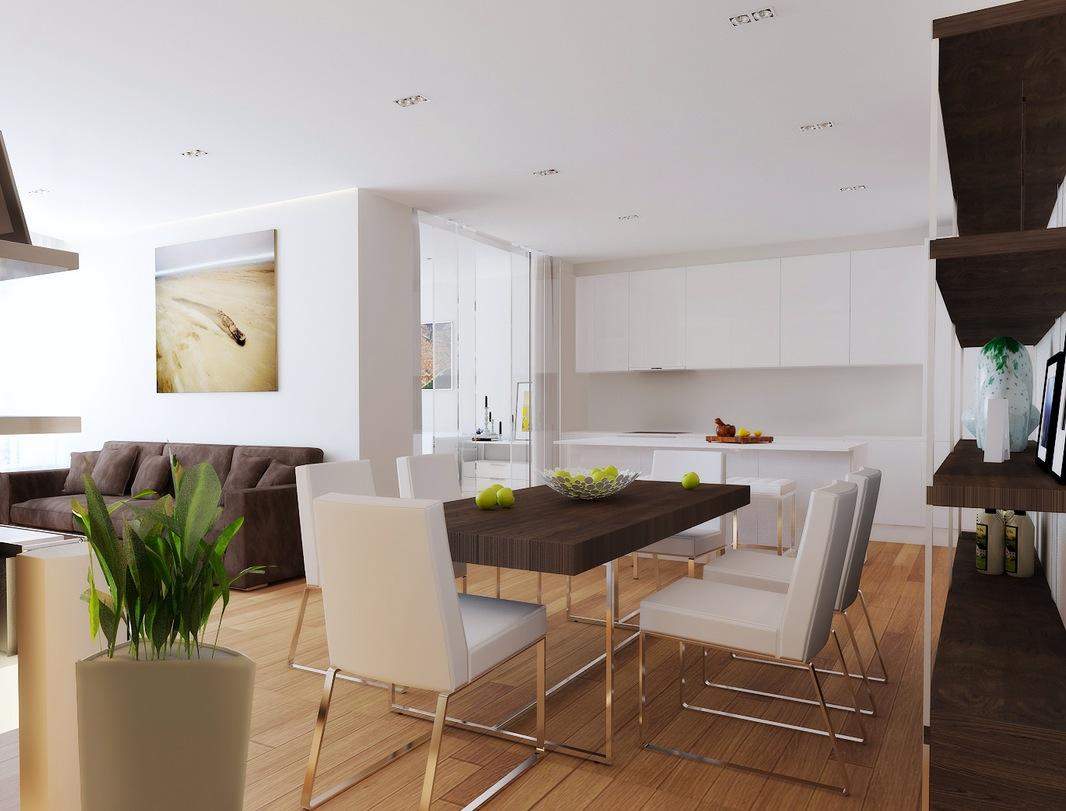flot-køkken-spisestue-og-stue-design-lille-åbent-køkken-stue