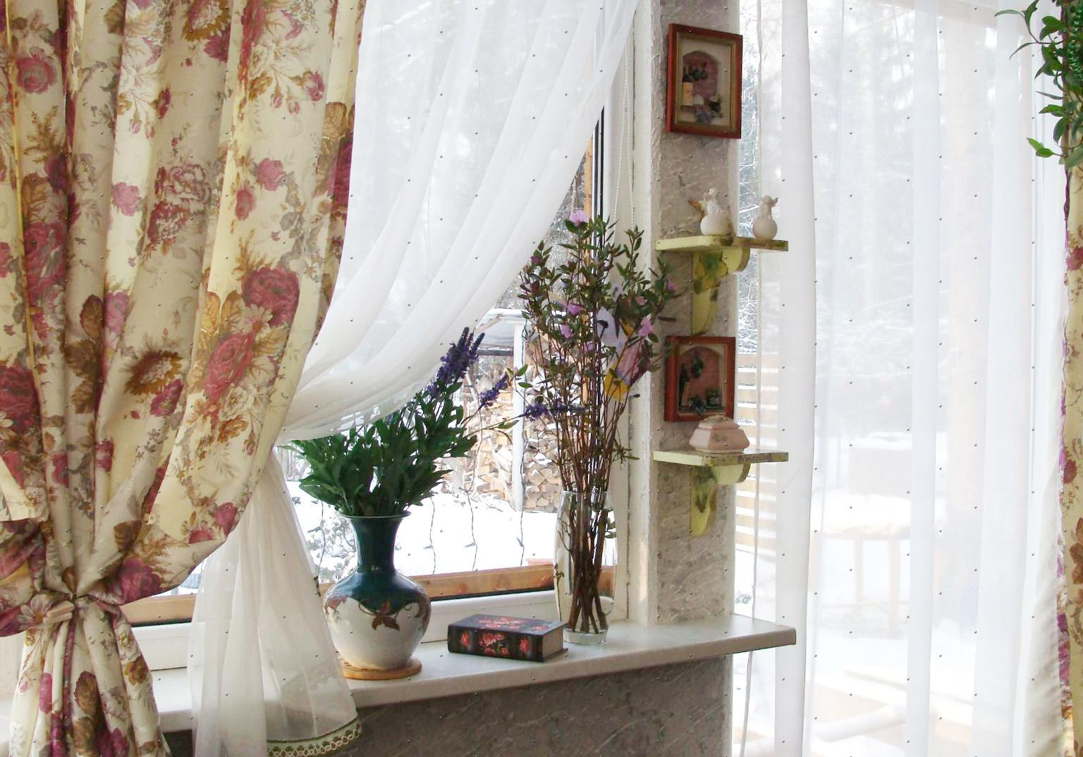 Fransk gardiner