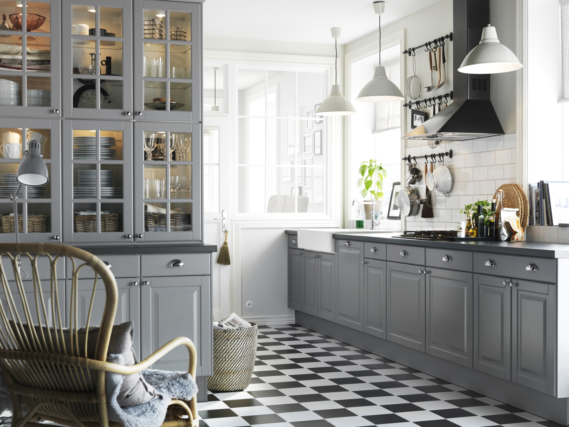 IKEA katalog Køkken