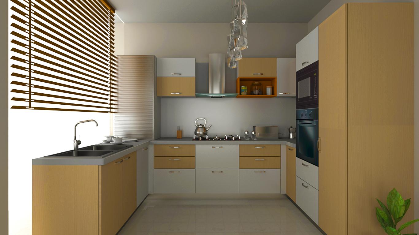 formede-modulære-køkkener-U-formet-køkken-design-U-formet-modulære-køkken-billeder