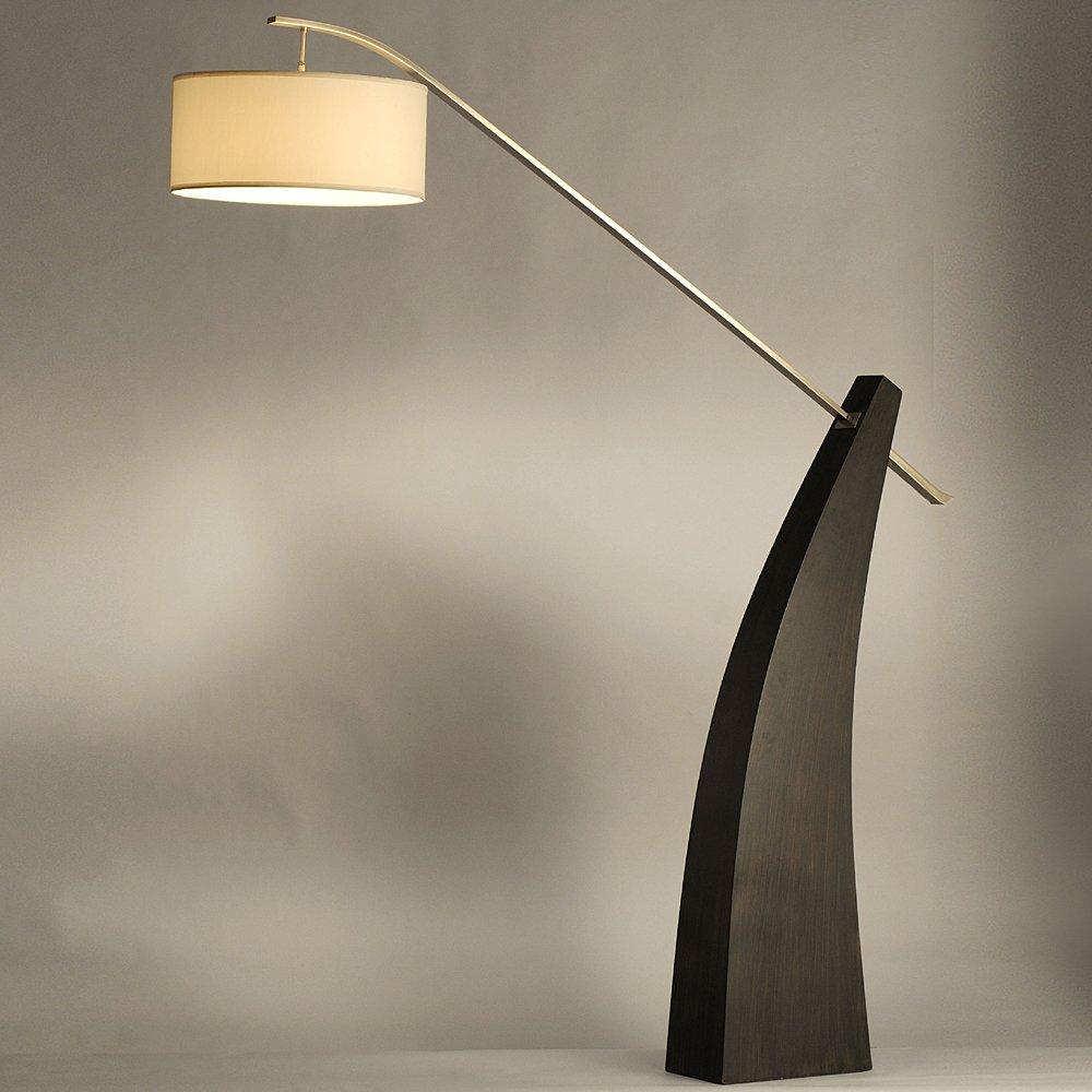 stil-bue-gulv-lamper-hjem-belysning-ideer-Fritstående-bue-lampe-gulv-lampe-arkiv-3d