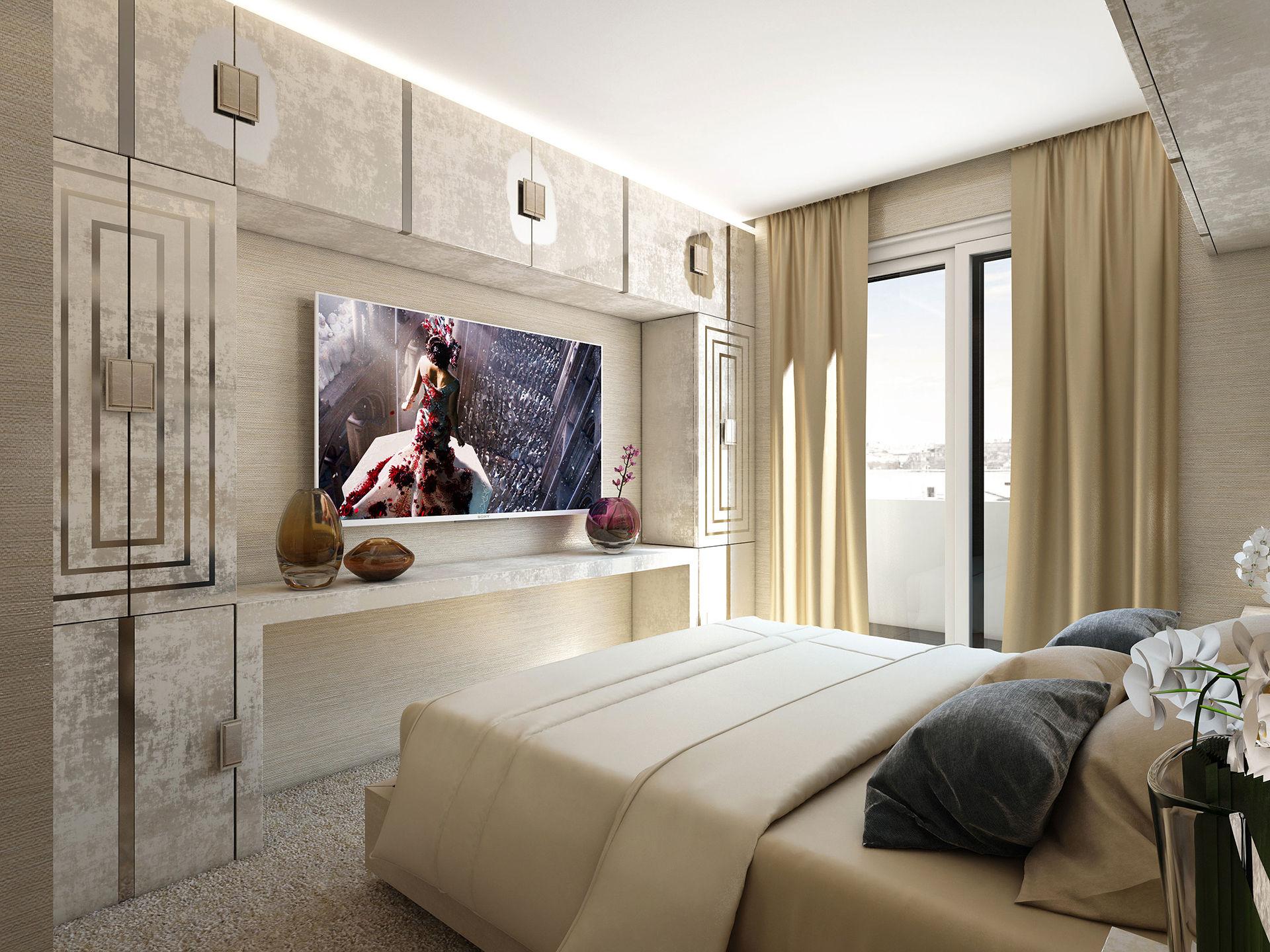 svetlaya-tv-zona-v-spalne