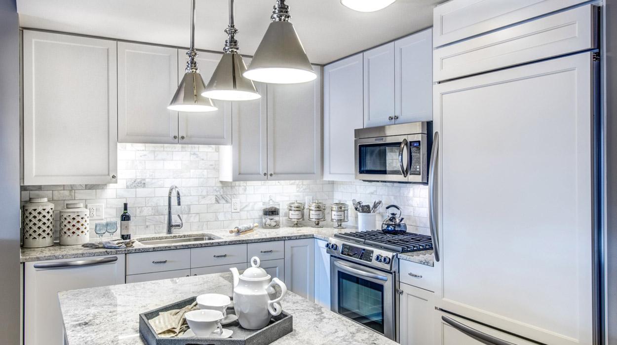 the-Woodley-luksus-lejligheder-i-Washington-DC-gourmet-kokke-køkken