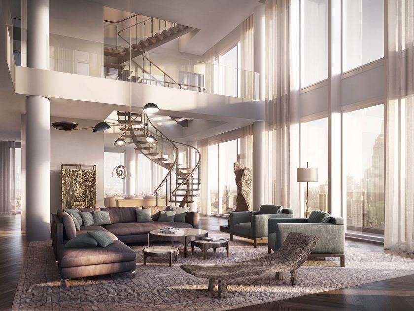 25-penthouse-de-luxe-new-york-penthouses-à-nyc-hall-incroyable-avec-escaliers-intérieurs-créatifs_extrior-decoration-of-pent-house_office_office-space-designs-design-a-home-fedex-and- centre-d'impression-optométrie-cu