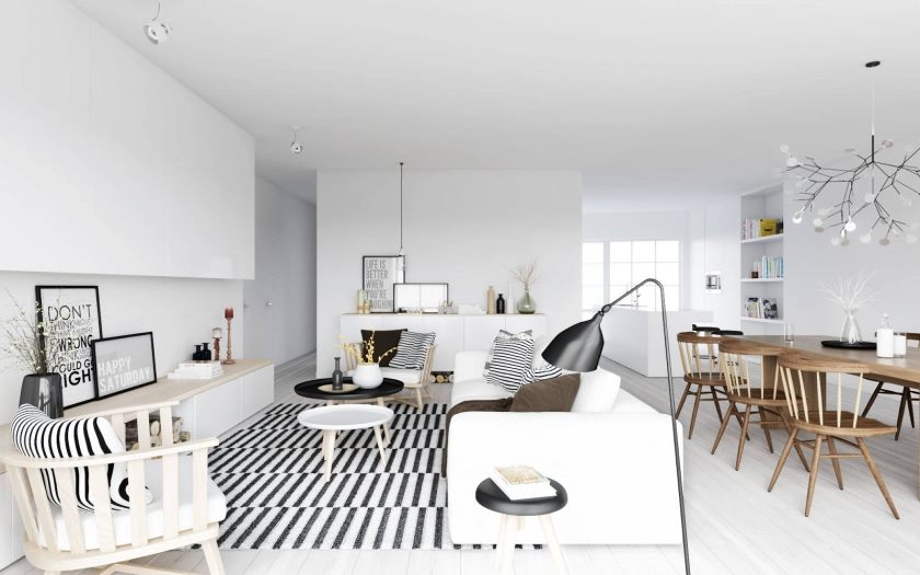 atdesign-nordic-style-living-in-monochrome-with-wooden-dining