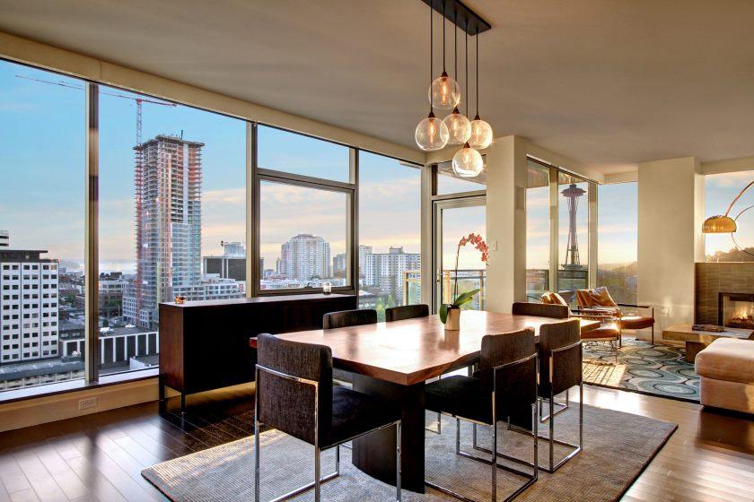 Grand Penthouse Design